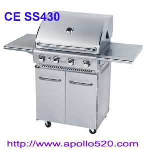 Quality Premium 4 Burner Gas Barbeque Grill wholesale