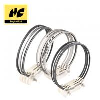 Quality Metal Cummins Engine Spare Parts 102mm 6bt Engine Piston Rings ISO Certification wholesale