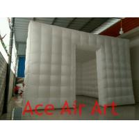 3.6mL x3.6mW*2.4mH Wonderful Cube led inflatable Tent/Inflatable Lighting Studio