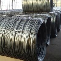 Quality SWRH82B SWRH70B Hot Rolled Steel Wire Rod For Construction Material wholesale