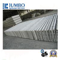Stable Architectural Concrete Interior Lightweight Partition Wall Panel , Waterproof