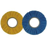 Quality Bias Cotton open Buff Bias Cotton Wheel  Cotton Buffing wheel Polishing wheel wholesale