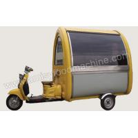Quality Electric Tricycle Food Cart wholesale