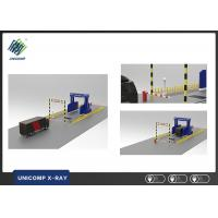 Quality Low Radiation X - Ray Vehicle And Cargo Inspection System For Rail Transportation wholesale