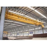 Quality Electric Double Girder Overhead Crane For Industrial Material Handling And Lifting wholesale