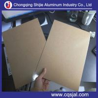 Quality polycraft paper laminated 1050 1060 3003 alloy aluminum coil for pipe jacketing wholesale