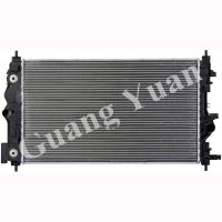 Quality Aluminum Core GMC Radiator Replacement For Chevrolet Curze Anti Corrosion DPI 13197 wholesale