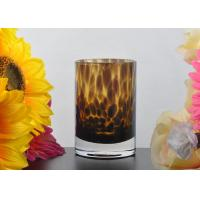 Quality Mouth Blown Votive Candle Jar wholesale