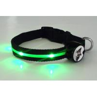 Quality party decoration flashing dog collar wholesale