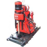 Cheap GXY-1D Mining Exploration Drilling Rig Skid Mounted , Blast Hole Drilling for sale
