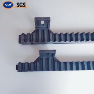 China Straight Spur Steel Nylon Plastic Racks And Pinions on sale