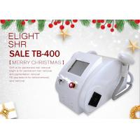 China Portable E-light IPL RF / Nd Yag Laser Tattoo Removal Skin Care Device on sale