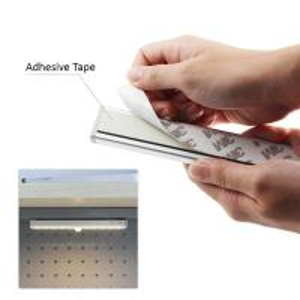 Quality Glow in dark Rechargable DC5V 10LEDs Motion Sensor Closet Cabinet LED light bar wholesale