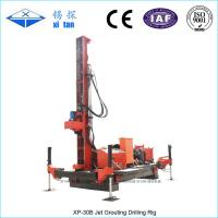 Quality XP-30B Full Hydraulic Jet Grouting Drilling Rig Double Winch,DTH Drill Machine wholesale