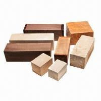 China Wood turning blanks/wood blank for turning on sale