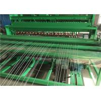 Quality 3D Fence Automatic Wire Mesh Welding Machine Welding Speed 40-60 Times wholesale