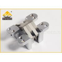 Quality Furniture Cabinet 180 Degree Invisible Internal Door Hinges 116*27.8*41mm wholesale