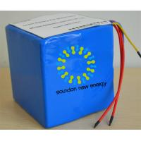 E Skating Board / Scooter  / Motorcycle Lithium Ion Motorcycle Battery 48V 15Ah Powerful