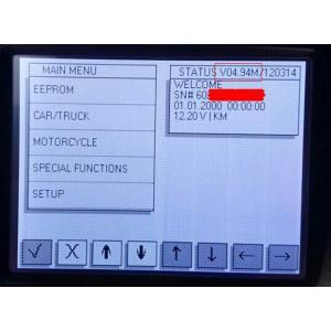 China Digiprog 3 V4 94 Update Automotive Diagnostic Software , Advanced OBD / OBD2 Scan Tool Software on sale