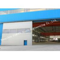 Quality Hydraulic / Electrical Industrial Sliding Hanger Doors Horizontal Lifting Door For Aircraft Access System wholesale