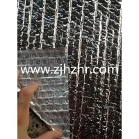 China Radiant Barrier Bubble Insulation,PET Aluminum Double Bubble Insulation,Bubble roof insulation material on sale