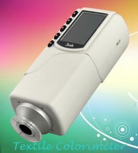 Quality Φ20mm aperture meat color meter with CIEL*a*b* wholesale