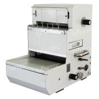 China 360mm Automatic Hole Punching Machine High Speed Press Wire Closer on sale