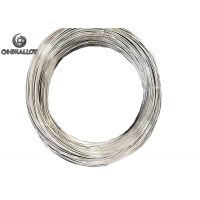 China FeCrAl 0Cr27Al7Mo Wire for High Temperature Furnace Heating Element Wire on sale