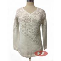 Quality Customized Ladies Coat Sweater Oversized Knit Casual warm Knitwears for winter wholesale