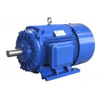 Quality 250watt 380volt Y2 Three Phase Asynchronous Motors / Class B Insulation Motor wholesale
