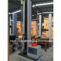 Buy cheap Rebar Tensile Test Machine Cost from wholesalers