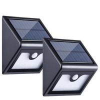 Quality Smart Solar Powered LED Wall Light , Outdoor IP65 Waterproof LED Wall Light wholesale