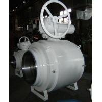 China Fully Welded Ball Valve on sale