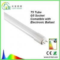 Cheap T5 1449mm G5 Socket Pins 16mm Diameter T5 LED Tube Integrated Driver Compatible for sale