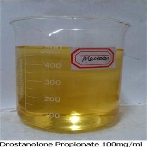 masteron drostanolone di propionate