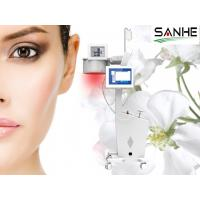 China low level laser+LED hair regrowth treatment beauty machine/hair loss therapy machine on sale