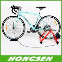 Quality HS-Q02A Exercise equipment indoor bike/bicycle trainer with wire control system wholesale
