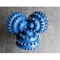 Quality Water / Oil Well Drilling Tricone Rock Bit High Strength Forging Processing wholesale