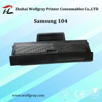 China Compatible for Samsung MLT-D104S  toner cartridge on sale