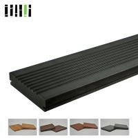 Quality Fire Resistant Bamboo Deck Tiles , Solid Bamboo Panels Incredible Bending Strength wholesale