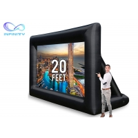 Quality Advertising Infinity Products Inflatable Screen Projector wholesale