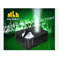 Quality Wedding / Club 1500W Up Shot Fog Machine With LCD Controller wholesale