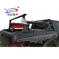 Buy cheap Pick Up YH-A-031 Aluminum Alloy Universal Adjustable Roof Rack Roll Bar from wholesalers