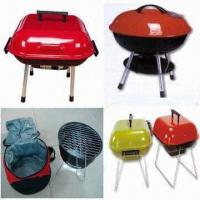 Quality Charcoal BBQ Grills with Bag and Chain, Bag Made of 600D Polyester, Double Safety wholesale