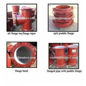 EN598 ductile cast iron pipe fitting