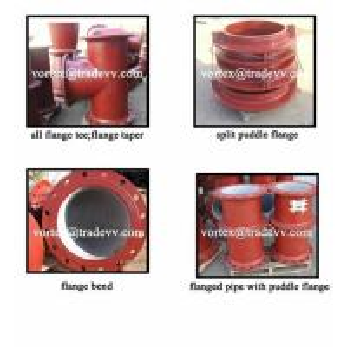 Cheap EN598 ductile cast iron pipe fitting for sale