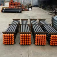 Quality Forging Down Hole Drill Pipe Rock Drill Tools For Blast Hole Water Well Drilling Project wholesale