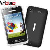 China WOWO A330 large screen hot sale mobile phone on sale