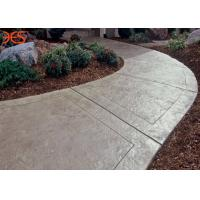 China Commercial Grade Clear Concrete Driveway Sealer Water Based / Oil Resistant on sale