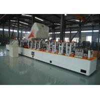 Quality HG76 Carbon Steel Tube Mill Machine or Machine Unit for High-frequency Straight Seam Welded Pipe wholesale